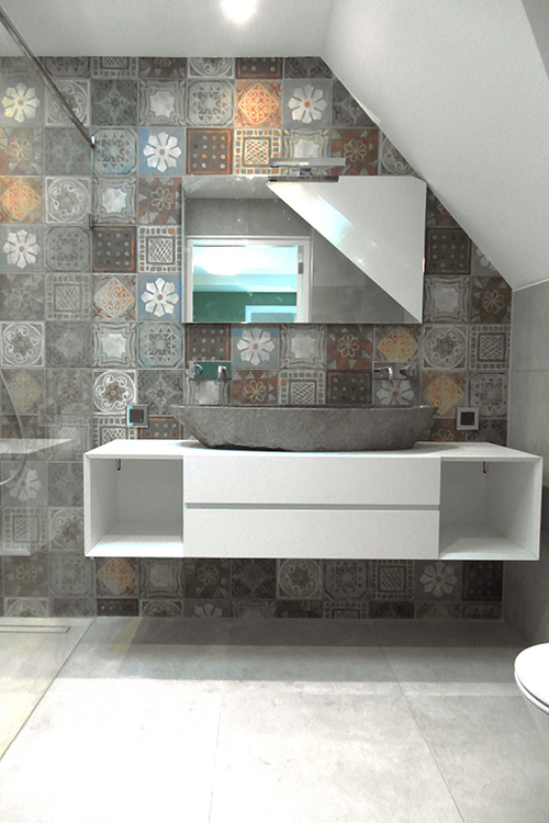 De Badkamerman Realiseren Van Luxe Badkamers 3d Ontwerp Sanitair